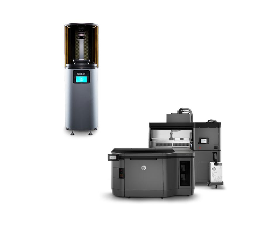 Compatibel met DLP- of SLA-printers
