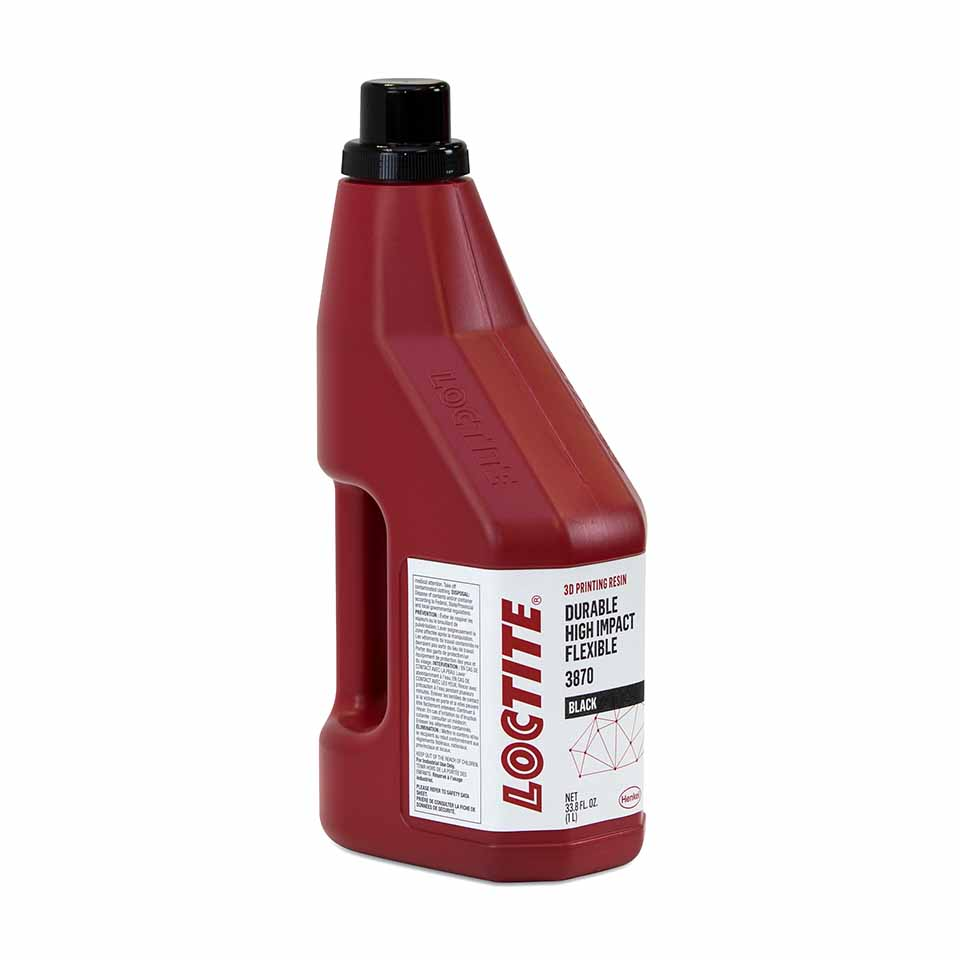3870 Durable High Impast single bottle
