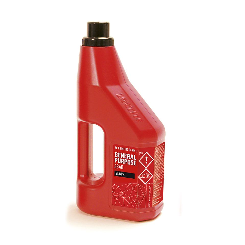 Loctite 3DP 3840 Flexible Resin