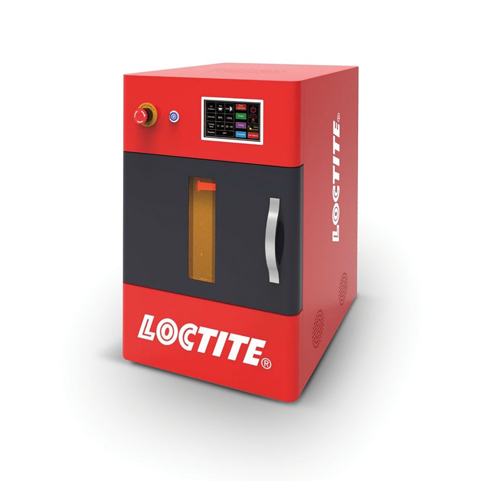 Loctite EQ CL36 LED Cure Chamber