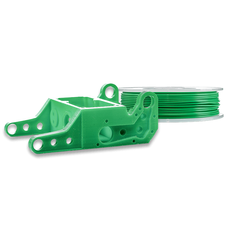 Ultimaker-Tough-PLA-print-green
